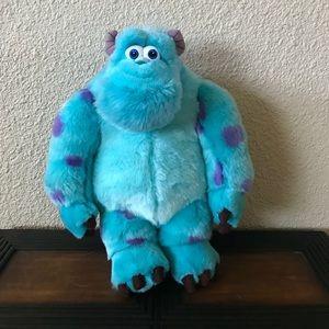 "Monsters Inc Sully Disney 16"" Plush Animal"